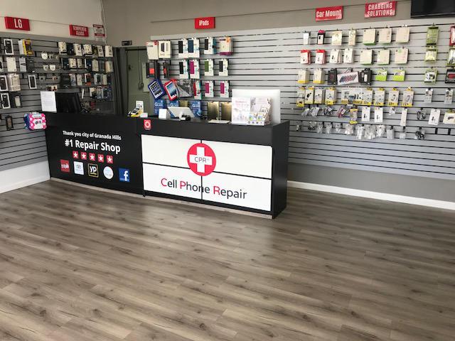 CPR Cell Phone Repair Granada Hills