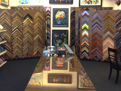 Peabody Fine Art Gallery and Framing image 2