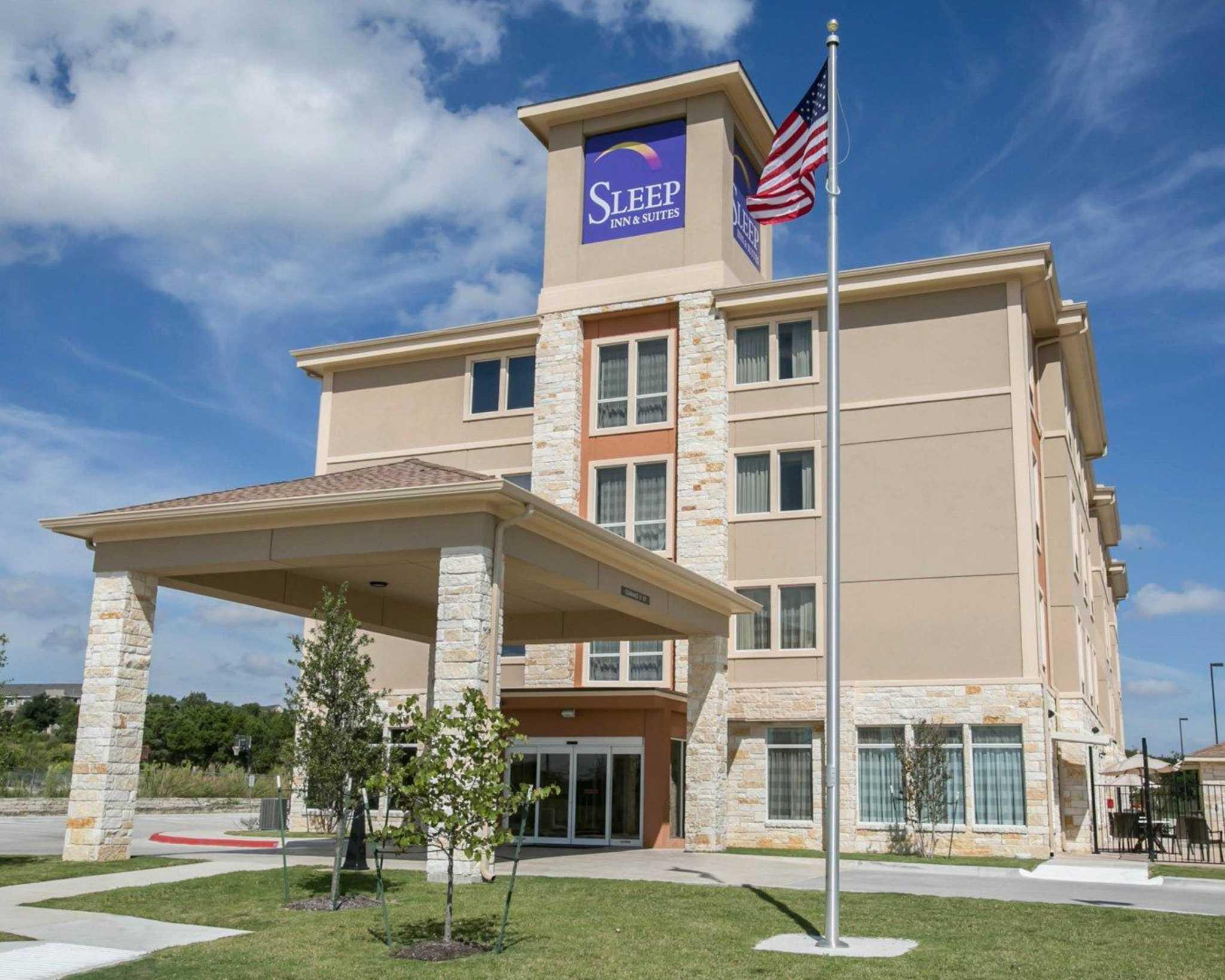 Sleep Inn & Suites Austin - Northeast image 2