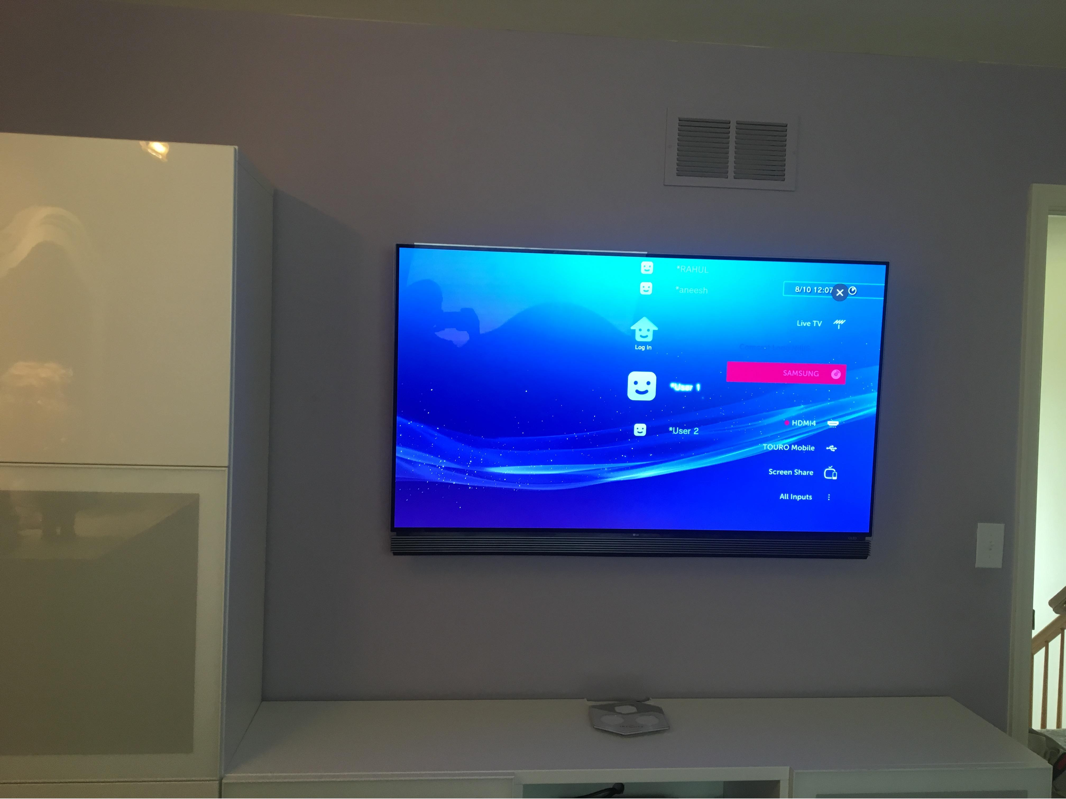 TV Install NJ image 1