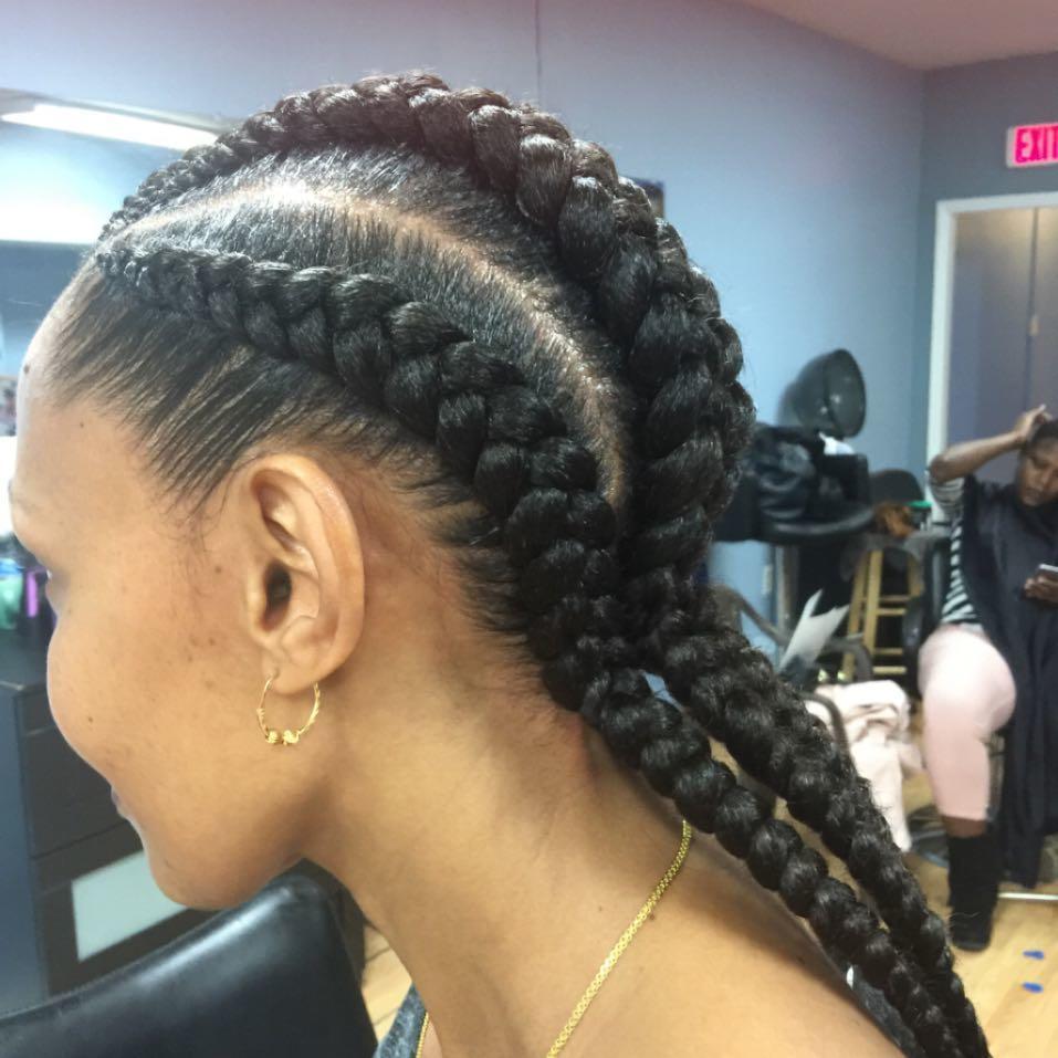 Aisha Hair Braiding image 9