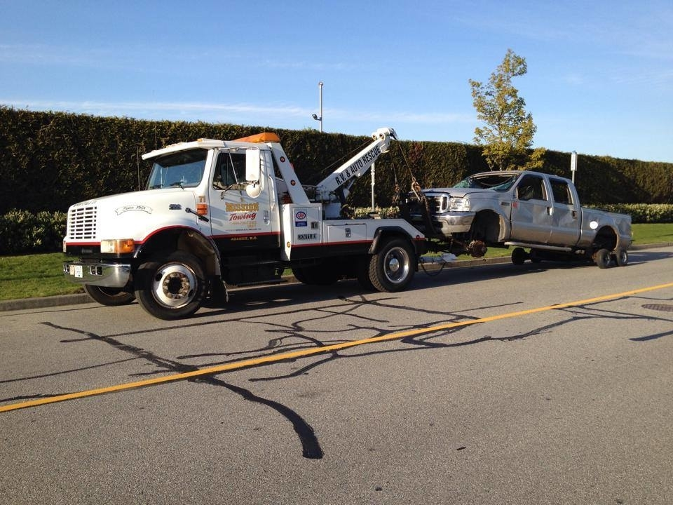 Mission Towing in Mission