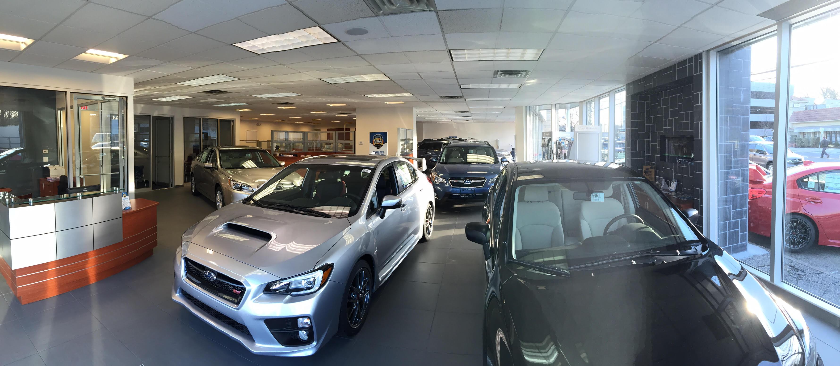 East Hills Subaru image 1