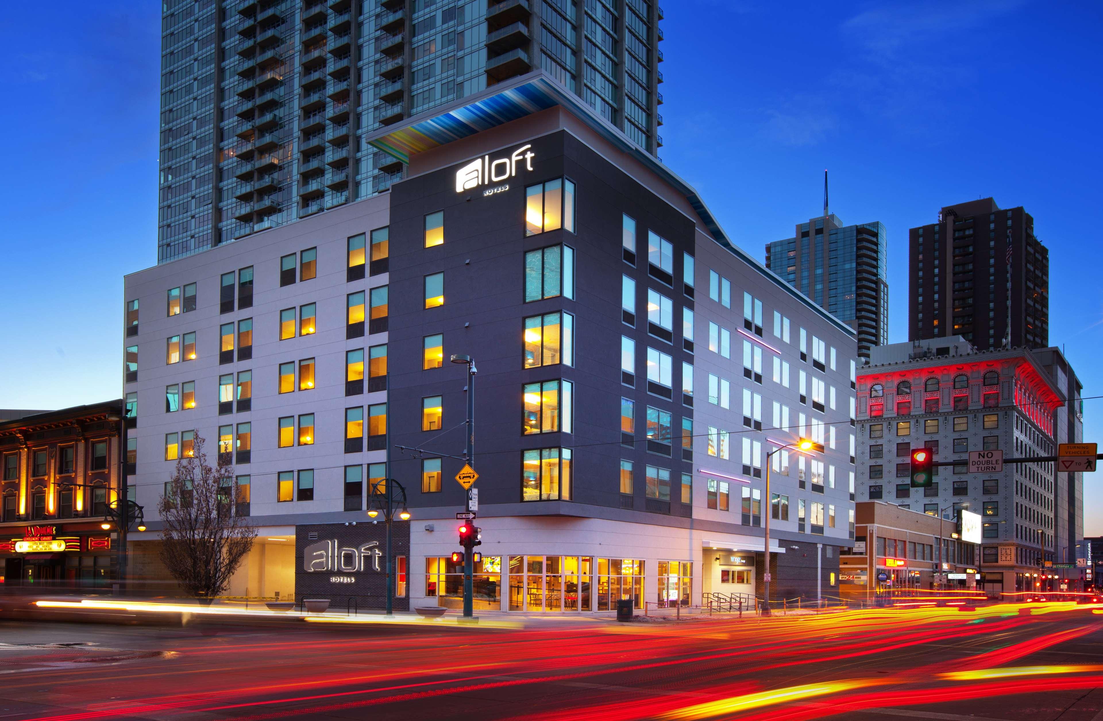 aloft denver downtown 800 15th street denver co hotels. Black Bedroom Furniture Sets. Home Design Ideas