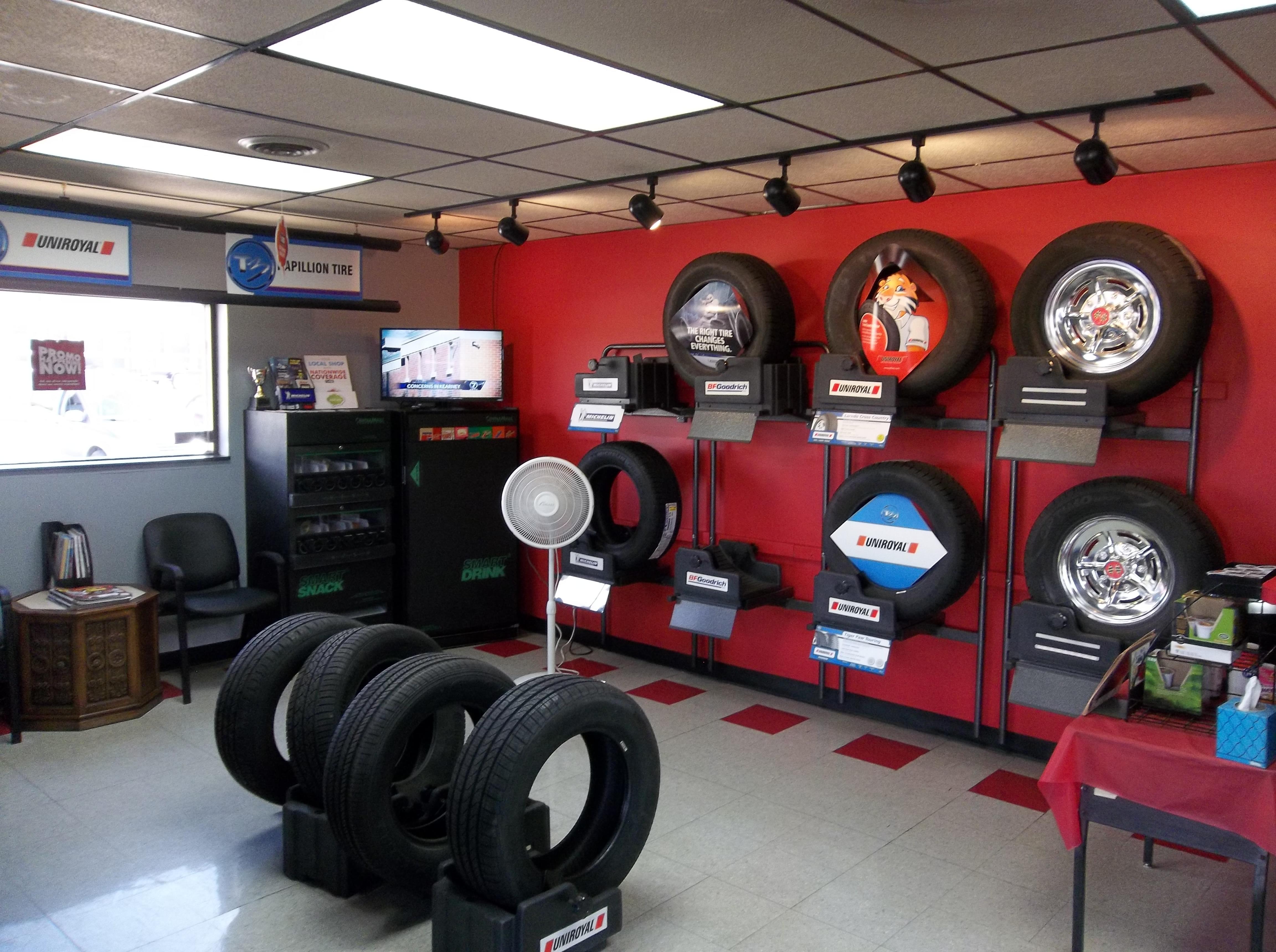 Papillion Tire Inc image 1