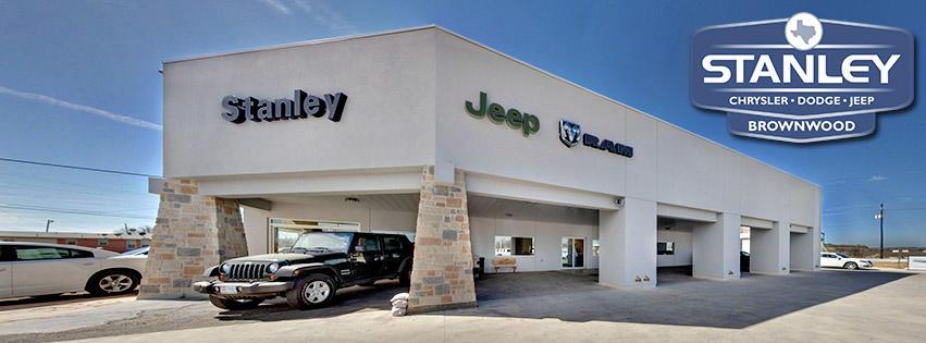 Stanley Chrysler Dodge Jeep Ram Brownwood image 2