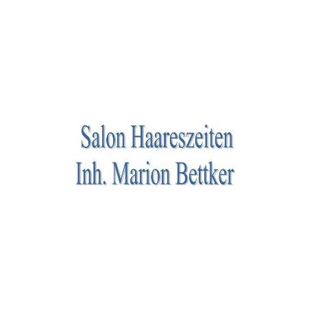 Logo von Salon Haareszeiten Inh. Marion Bettker