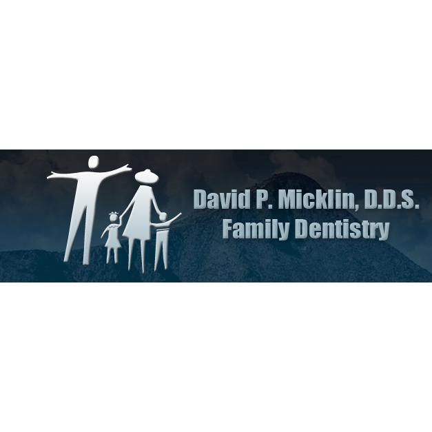 David. P. Micklin, D.D.S.