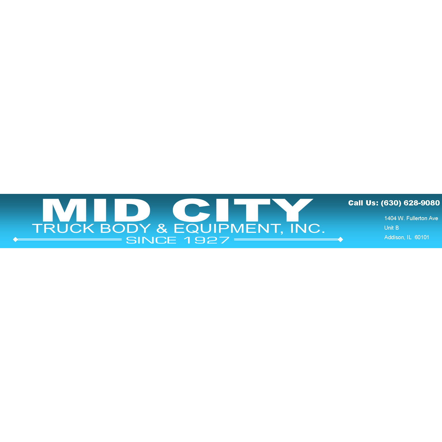 Mid City Truck Body & Equipment Inc
