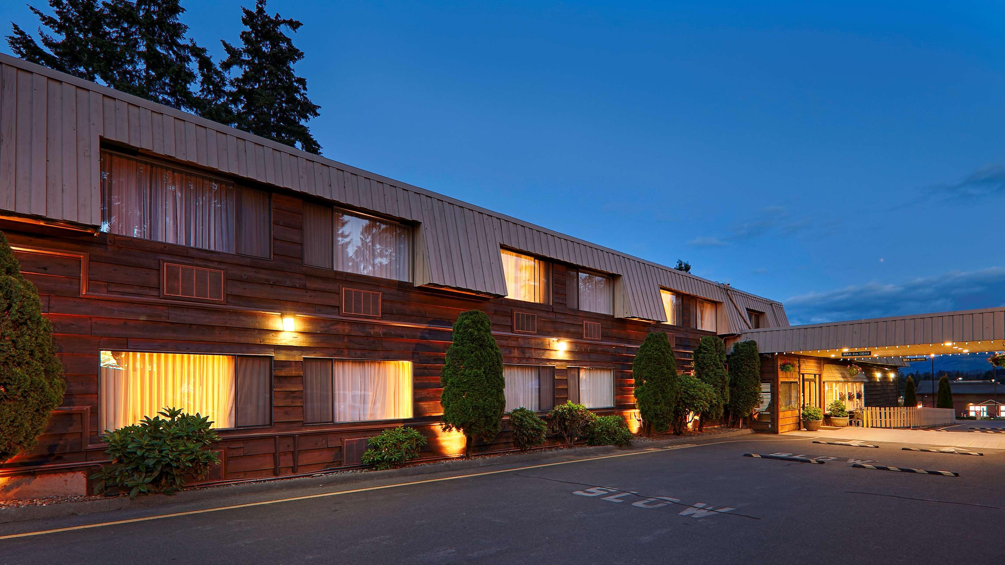 Best Western Cowichan Valley Inn in Duncan: Best Western Cowichan Valley Inn