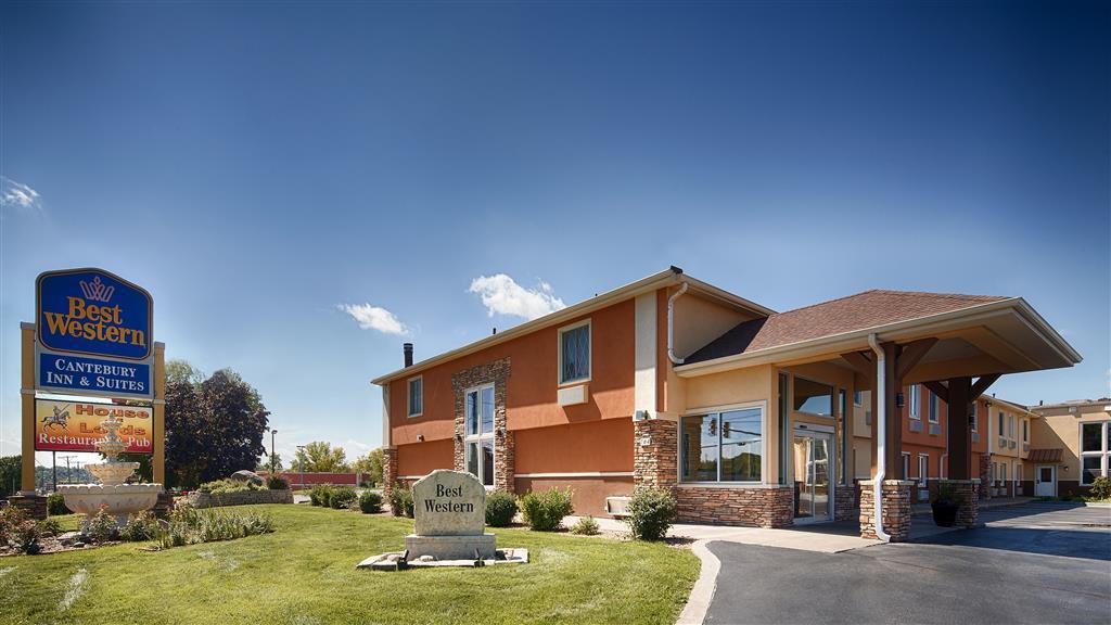 best western cantebury inn suites at 704 1st ave. Black Bedroom Furniture Sets. Home Design Ideas