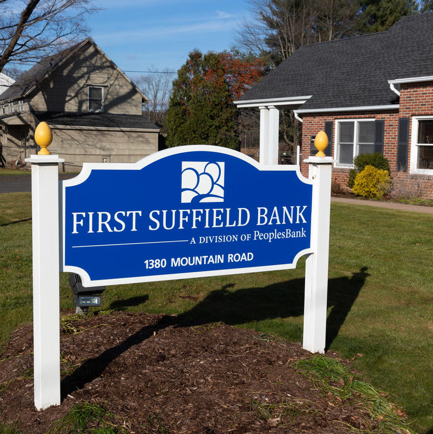 First Suffield Bank   a division of PeoplesBank image 0