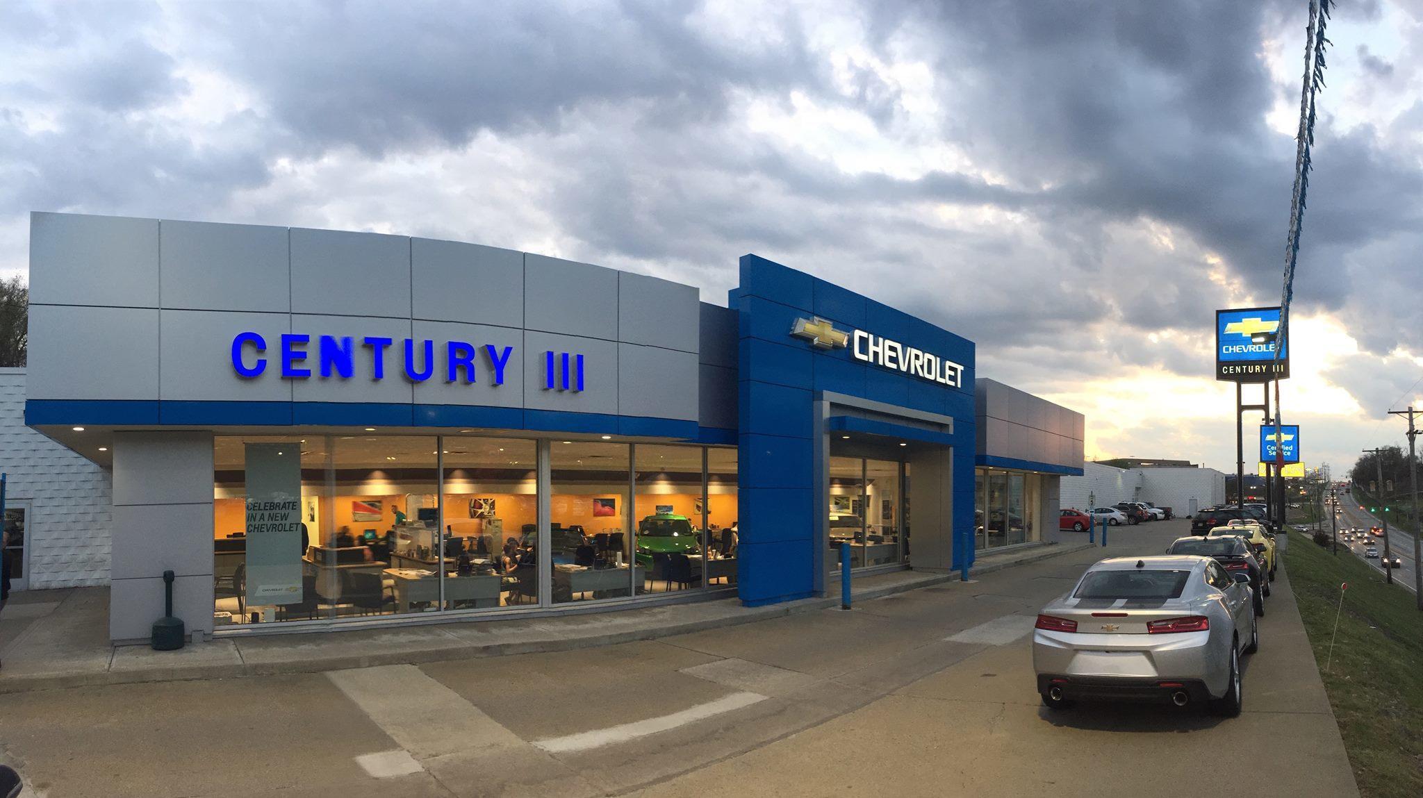 Century 3 Chevrolet in West Mifflin, PA, photo #2