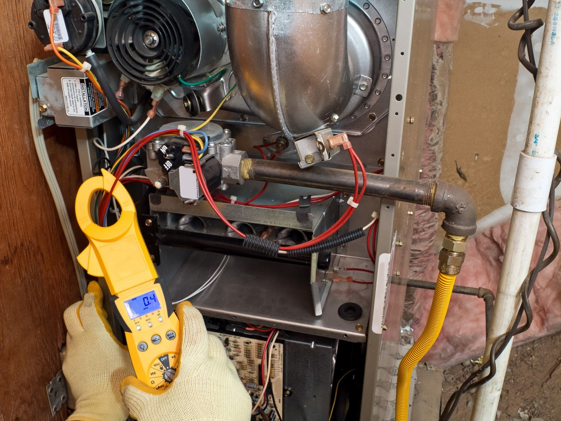 Warnock's Conditioned Air, LLC image 1