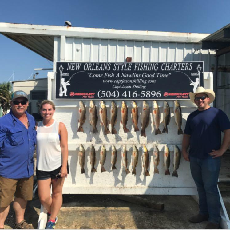 New Orleans Style Fishing Charters LLC image 18