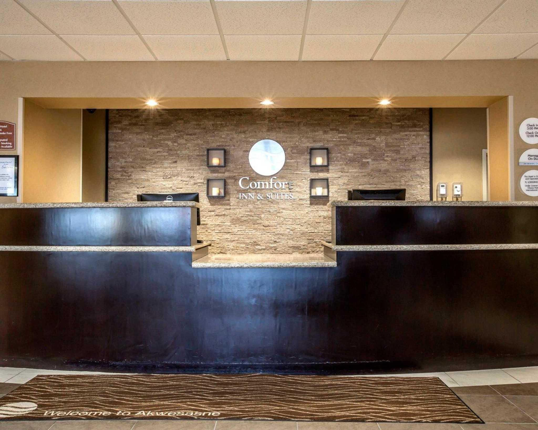 Comfort Inn & Suites adj to Akwesasne Mohawk Casino image 29