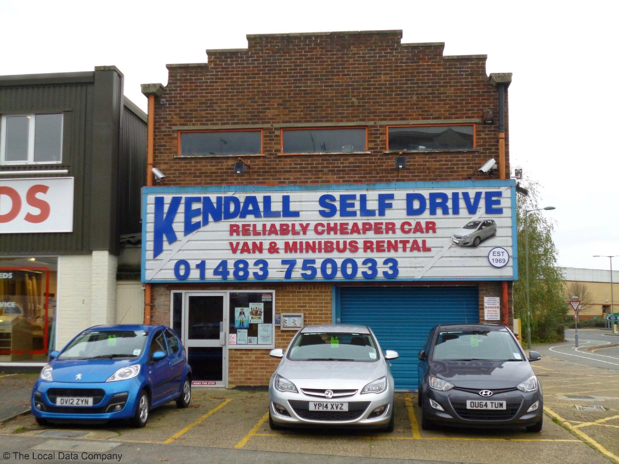 Kendall Car Rental Camberley
