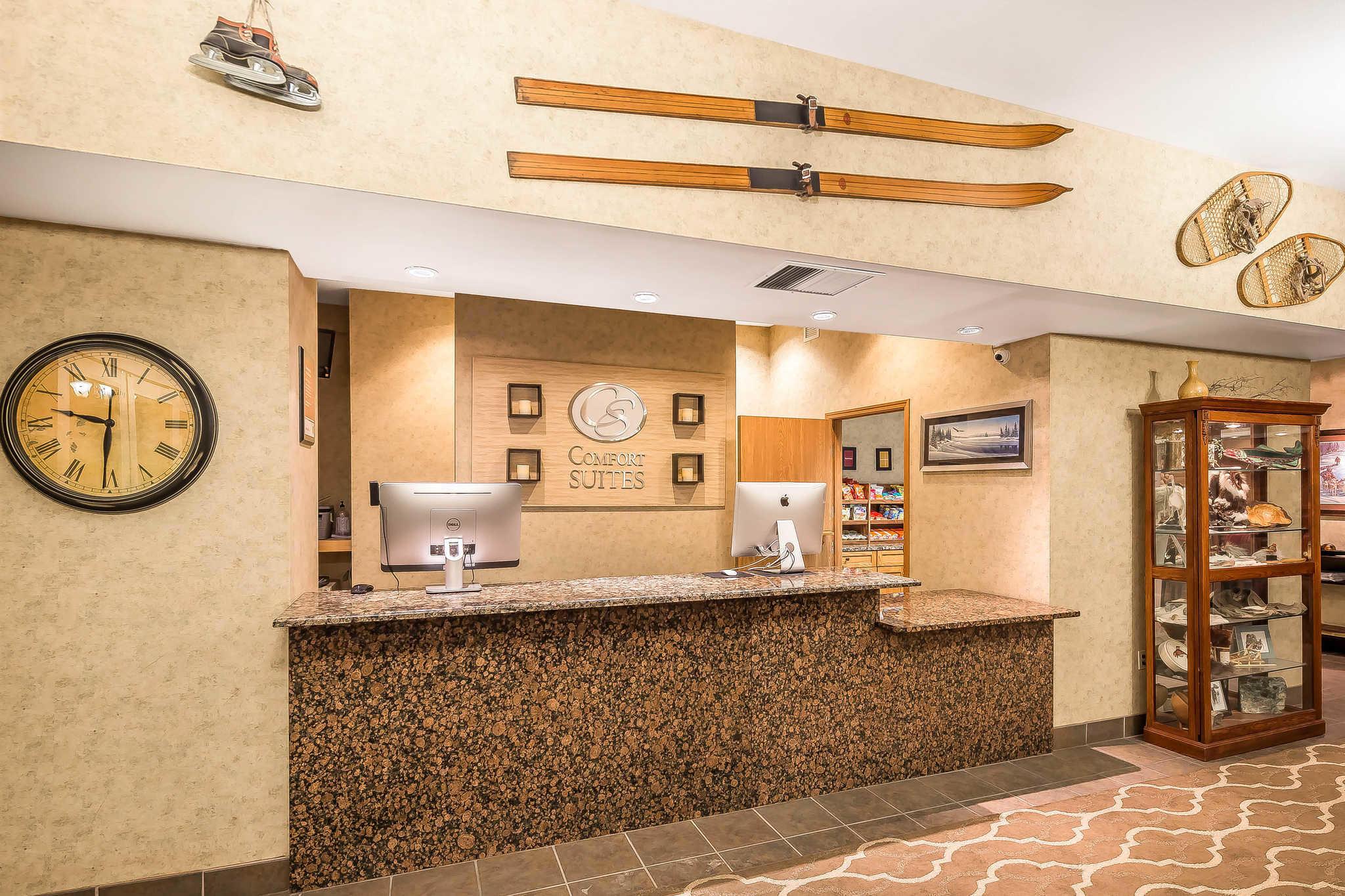 Comfort Suites Anchorage International Airport image 31