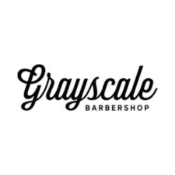 Grayscale Barbershop