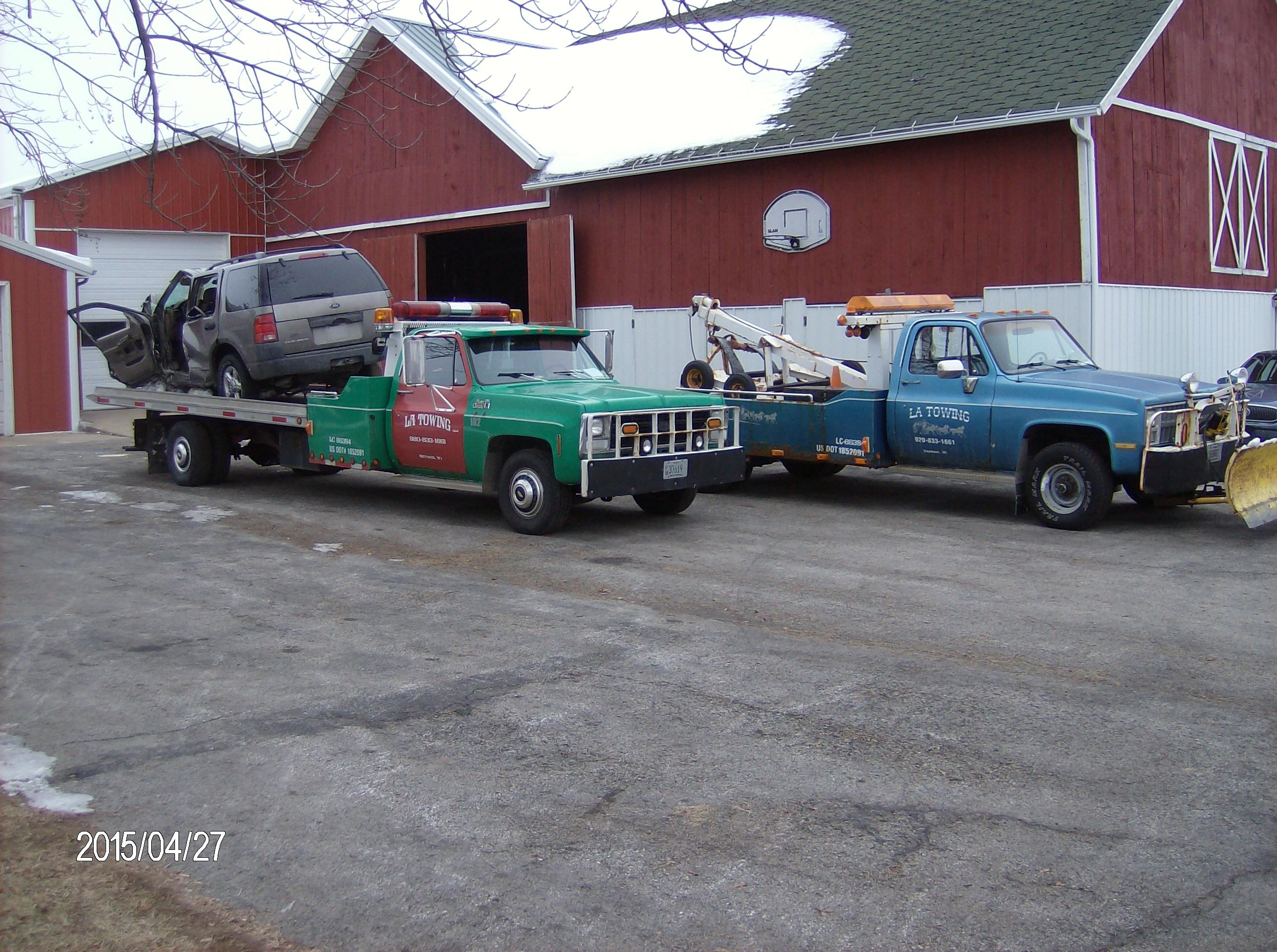 LA Towing & Recovery, LLC image 7