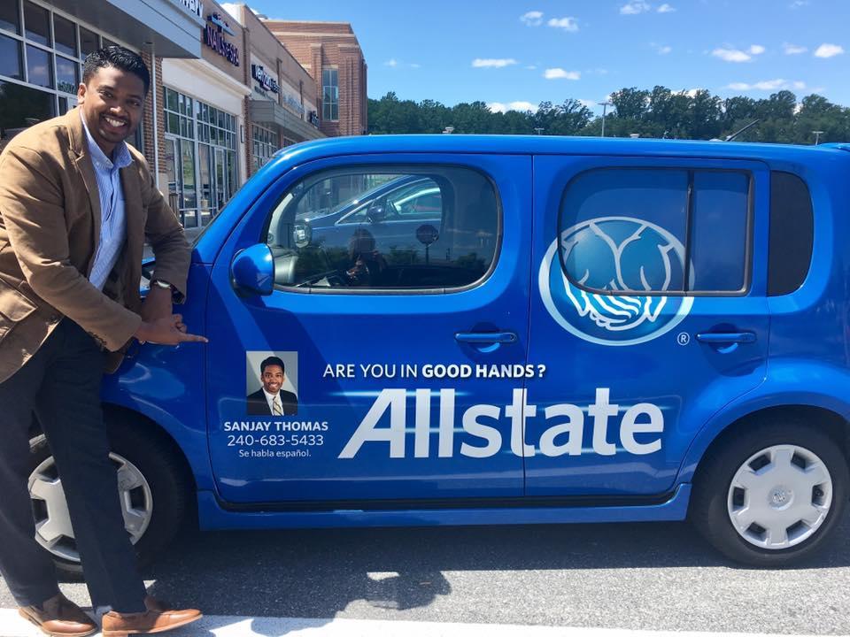 Sanjay Thomas: Allstate Insurance image 3