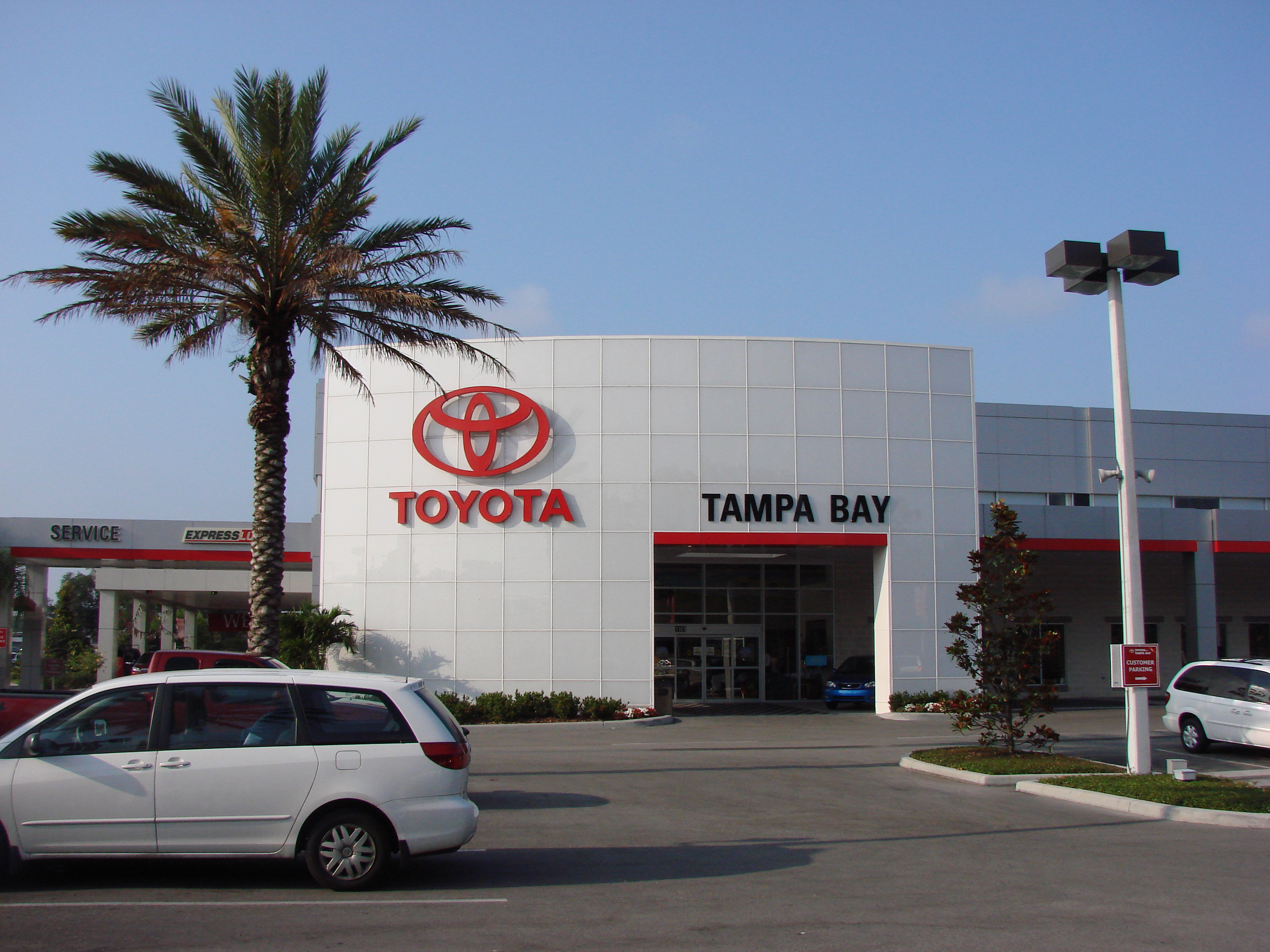 Toyota of Tampa Bay image 0