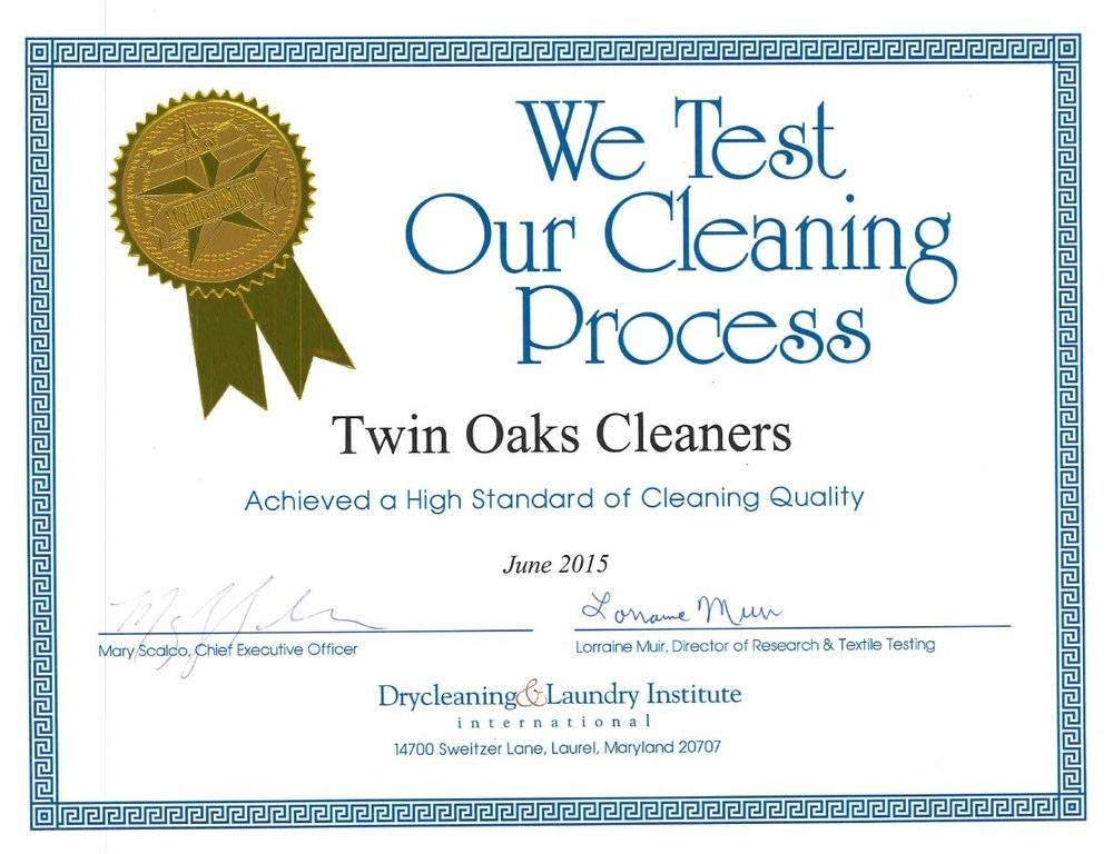 Twin Oaks Cleaners & Laundry image 3