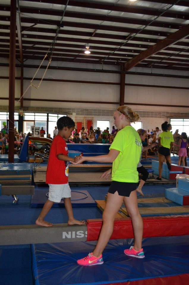 Olympiad Gymnastics image 2