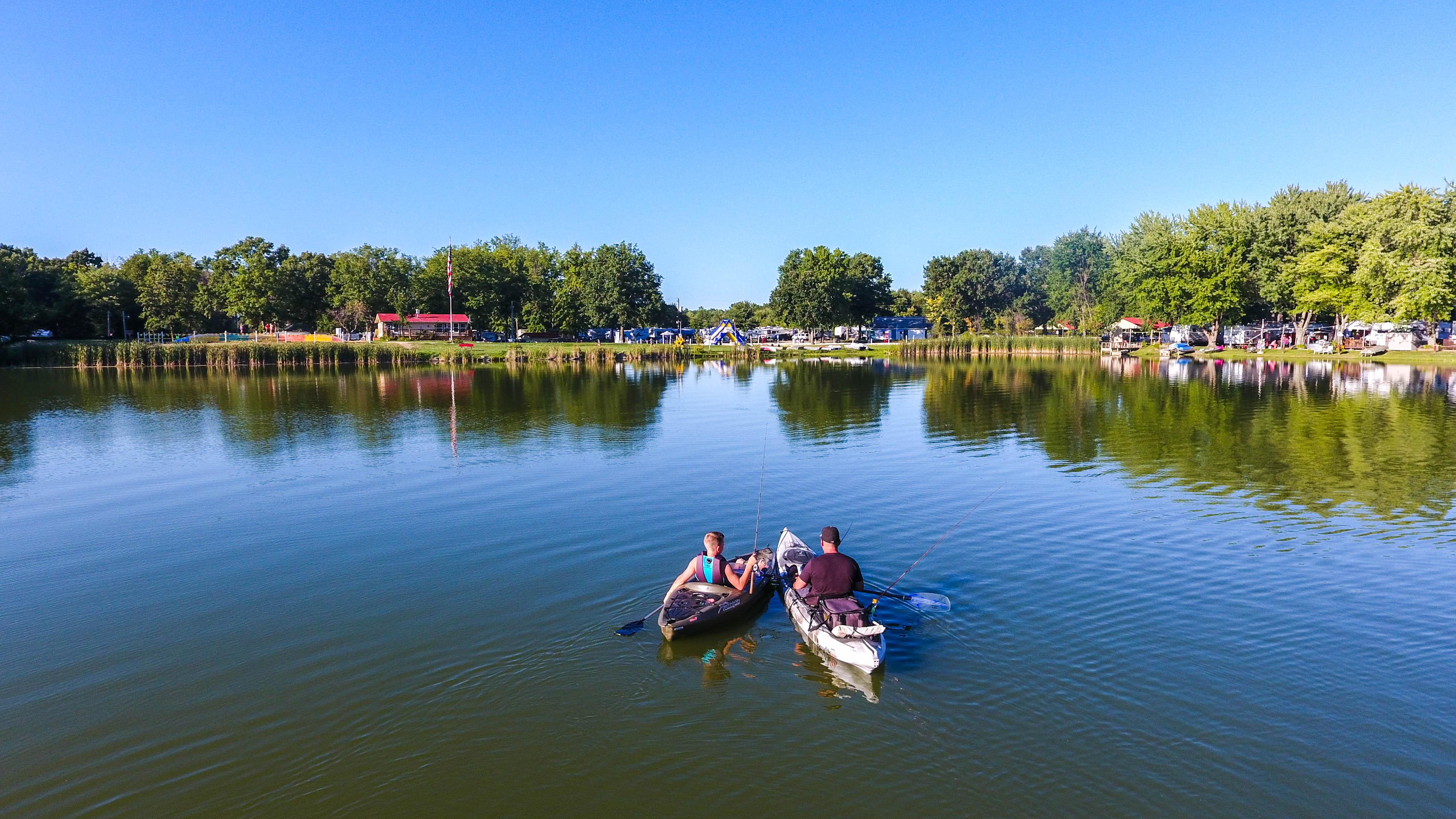 Lake Milton / Berlin Lake KOA Holiday