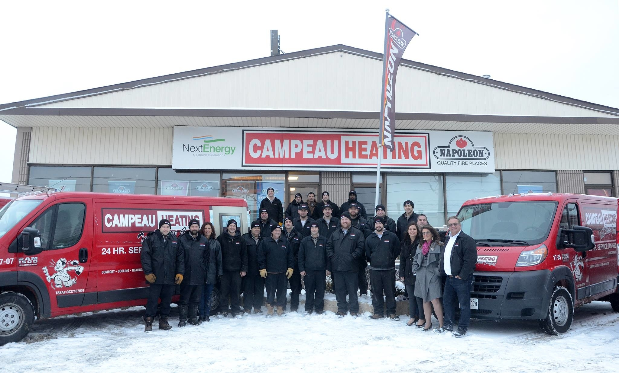 Campeau Heating in Sudbury