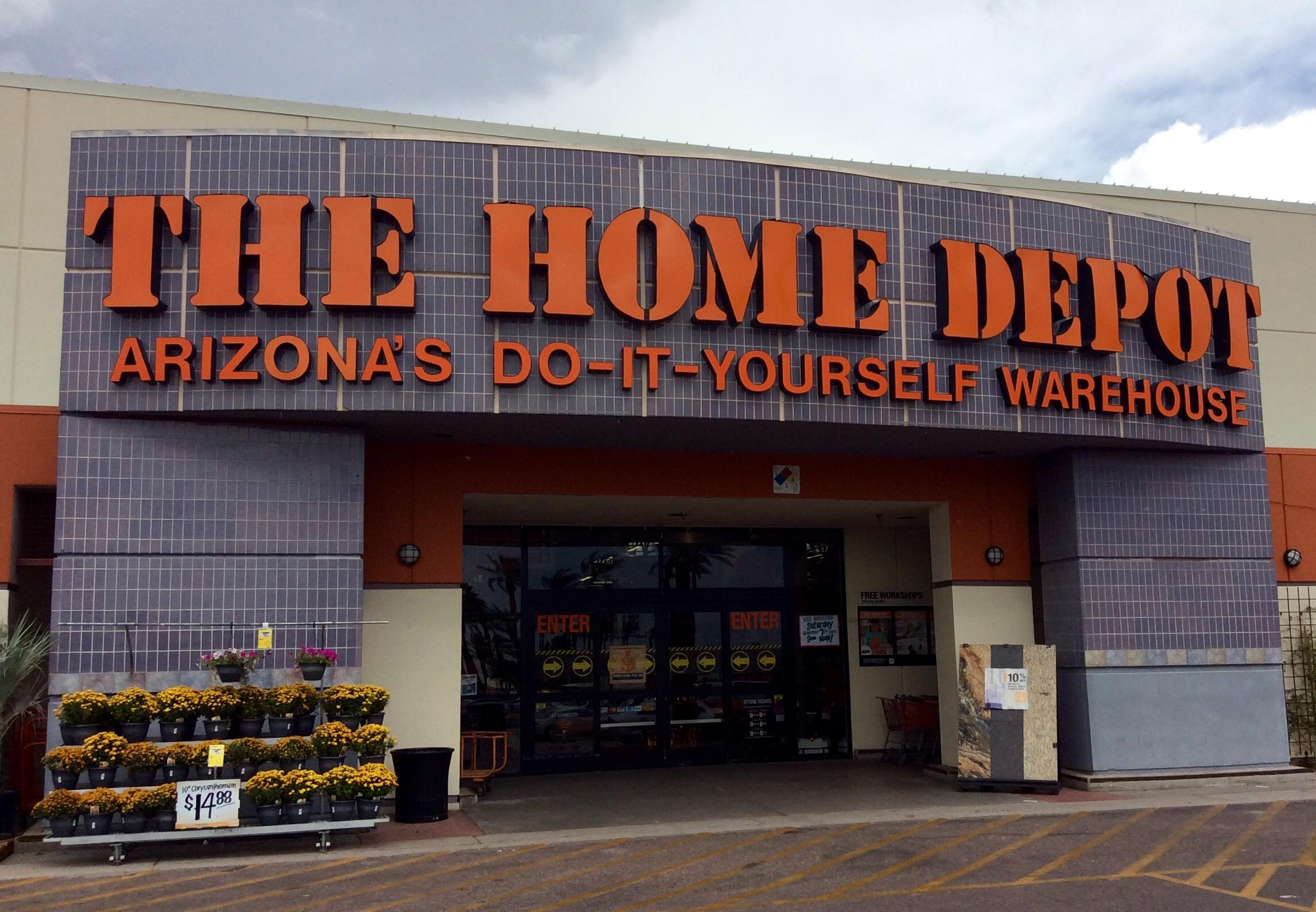 The Home Depot 9170 E Talking Stick Way Scottsdale Az Nurseries