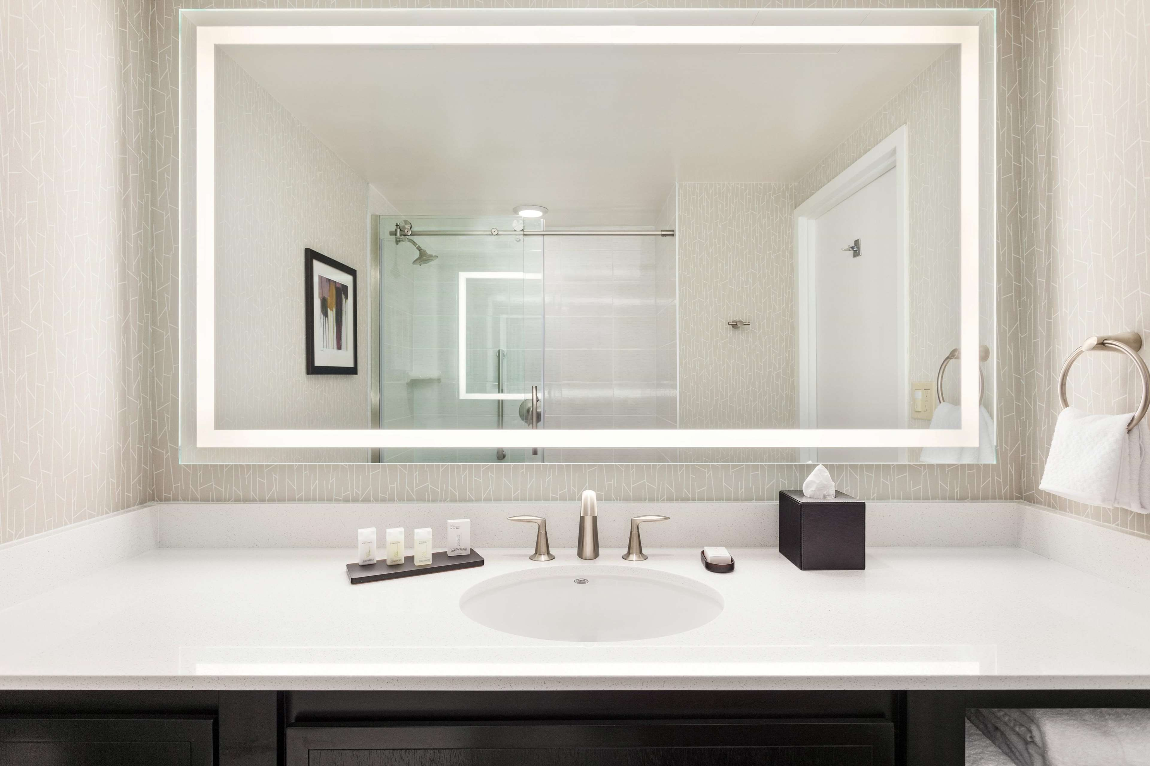 King City View Bathroom