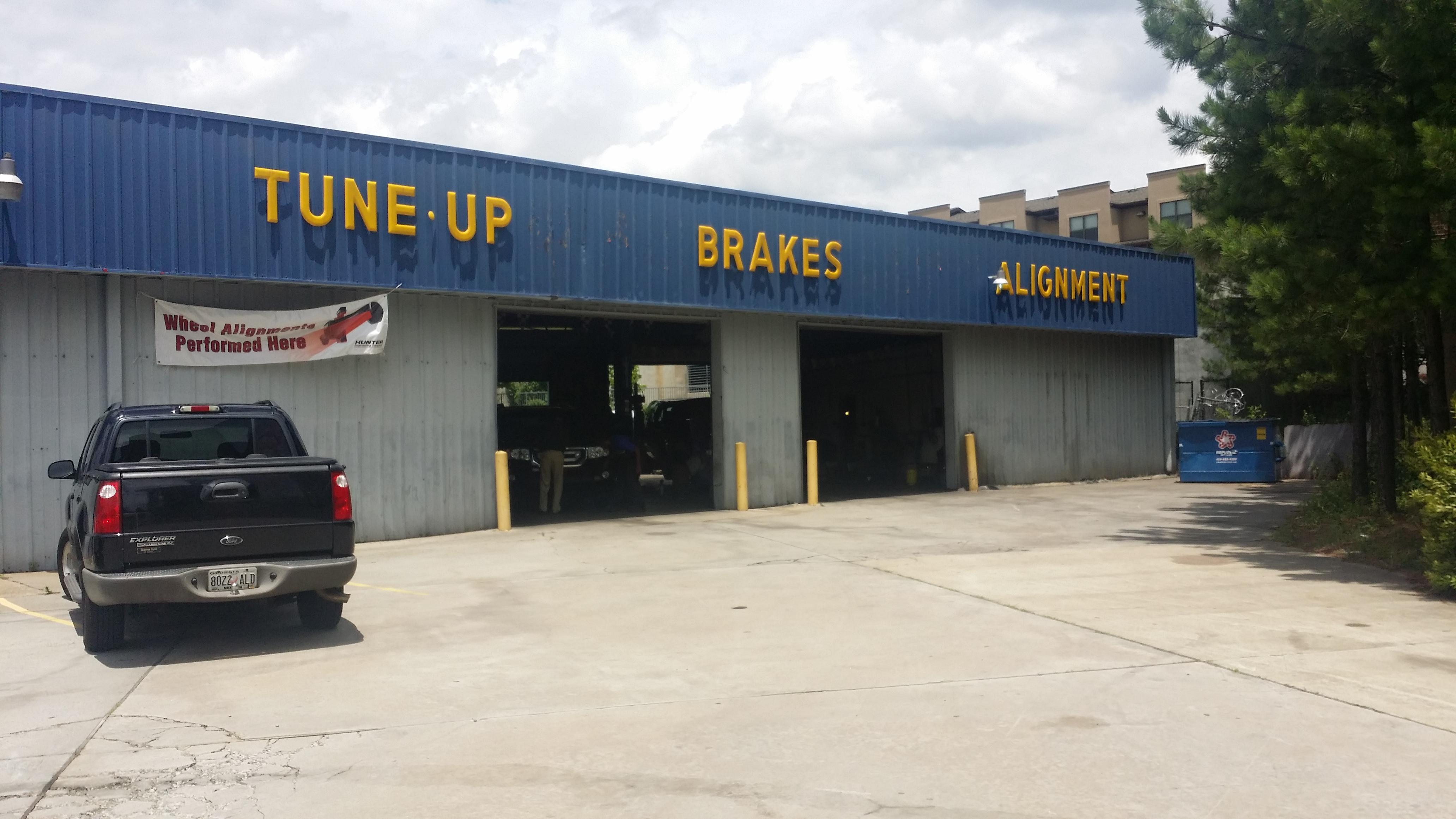 Automobile Smog Brake Amp Lamp Inspection Amp Repair In