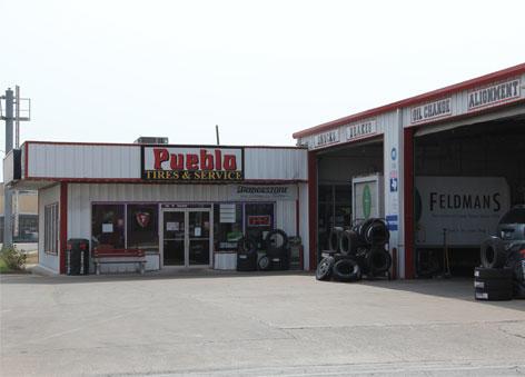 Pueblo Tires & Service image 0