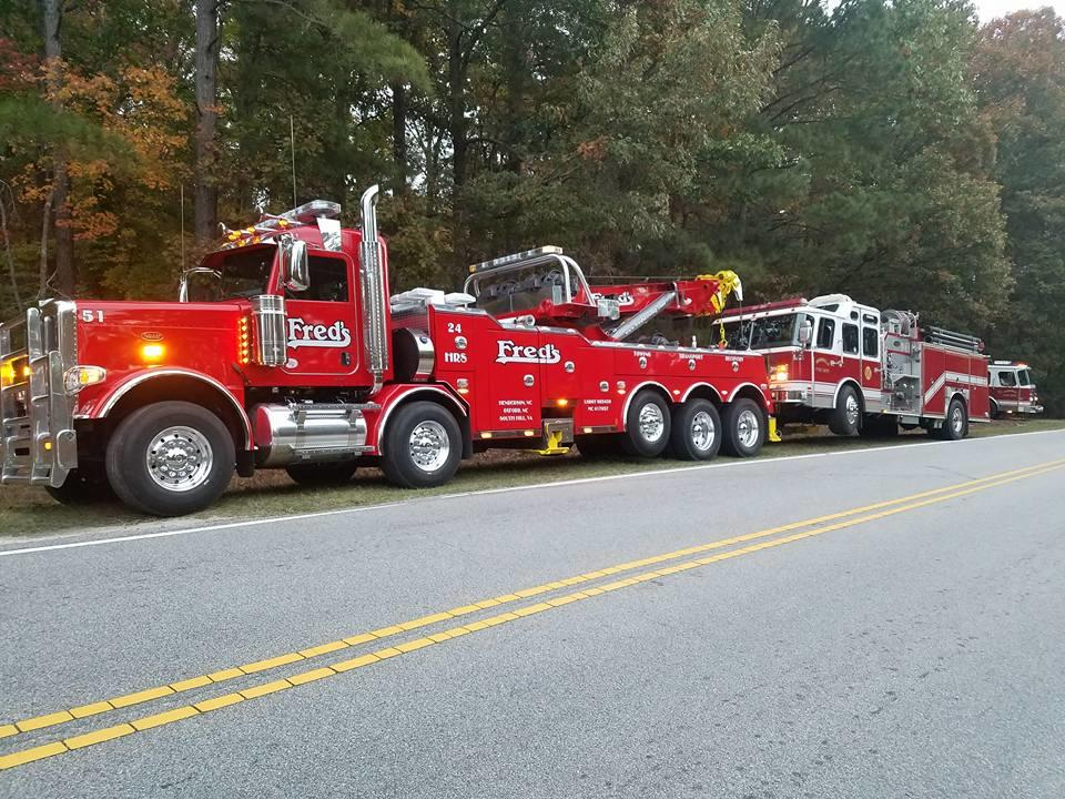 Fred's Towing & Transport image 12