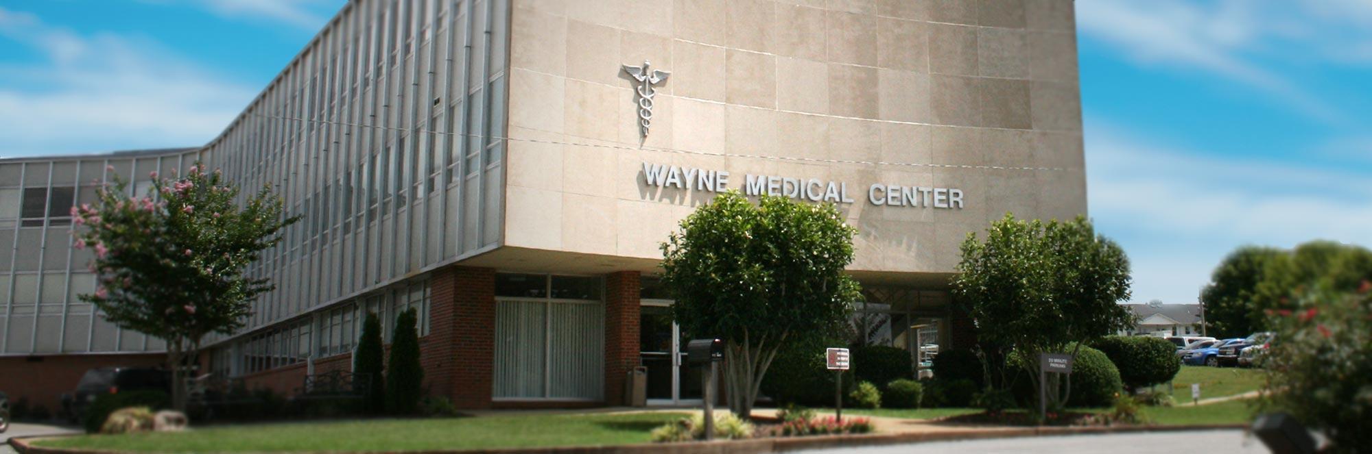 Wayne Medical Center image 0