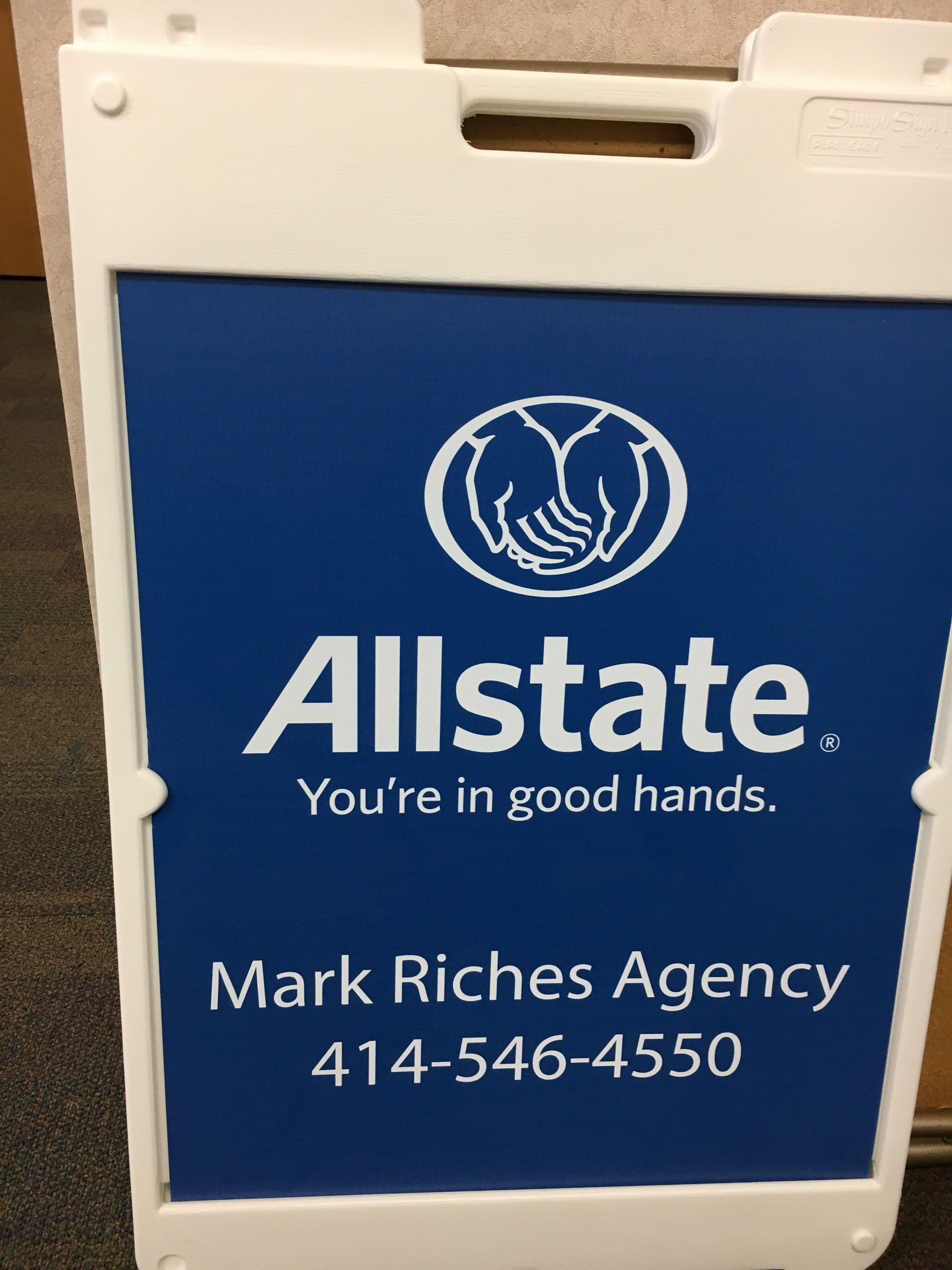 Mark Riches: Allstate Insurance image 2