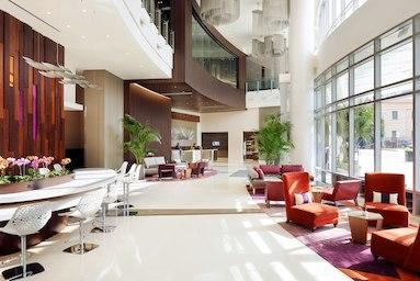 Courtyard by Marriott Los Angeles L.A. LIVE image 2