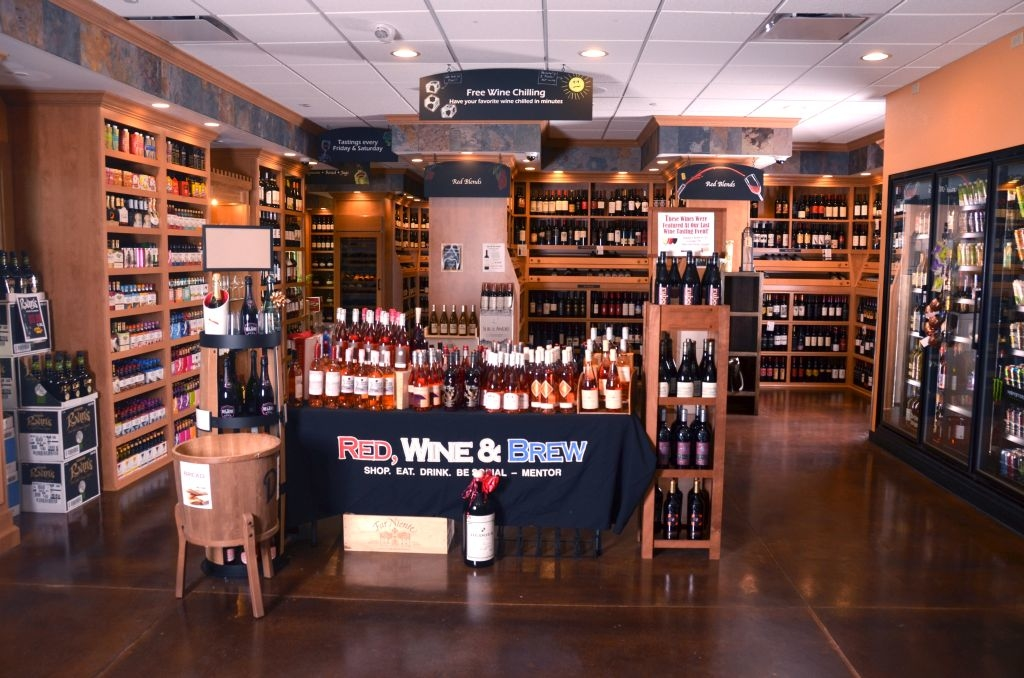 Red, Wine & Brew - Mentor image 1