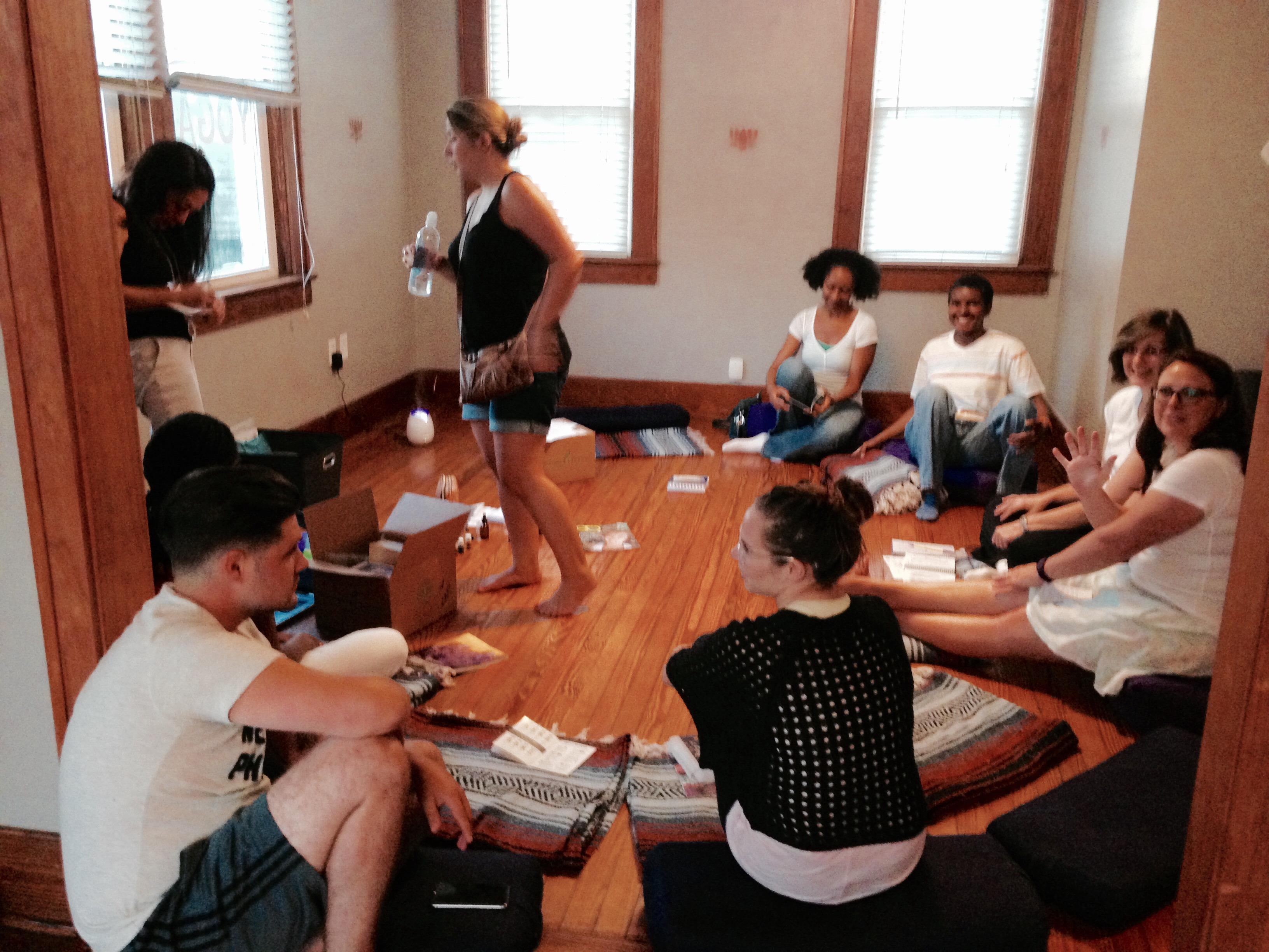 Barefoot Yoga Studio image 2