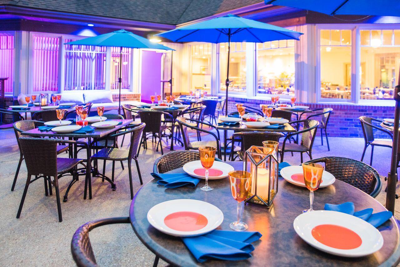 Blu 1681 restaurants woodbridge va for Decor rent event woodbridge va
