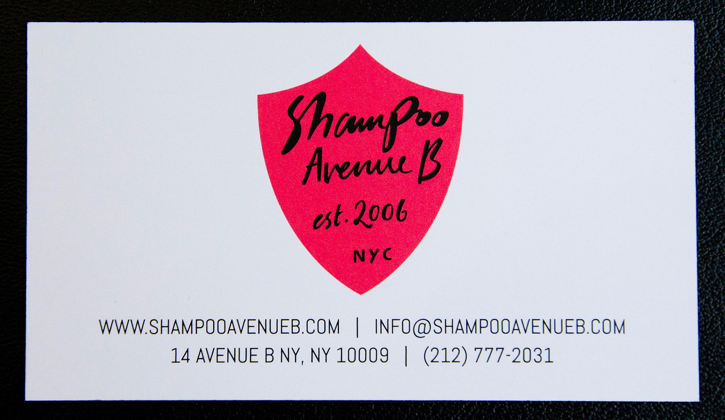 Shampoo Avenue B image 7