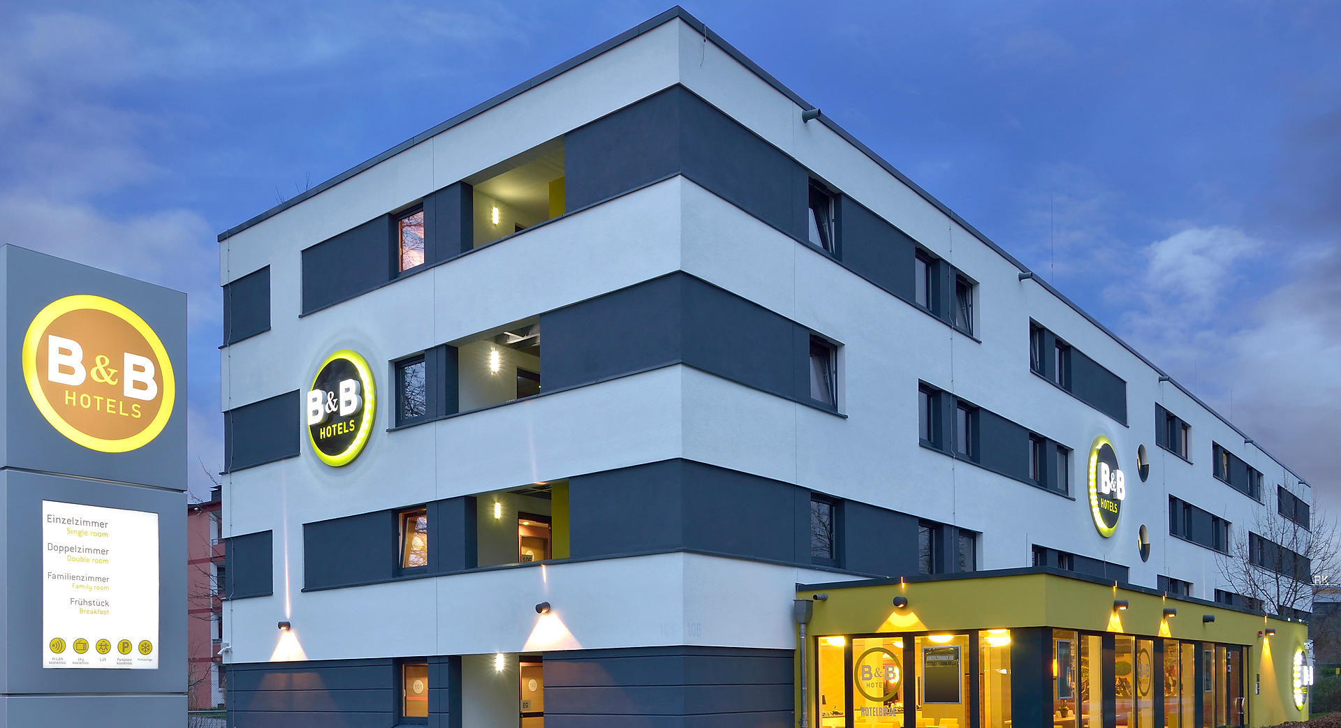 B&B Hotel Dortmund-Messe, Wittekindstr. 106 in Dortmund