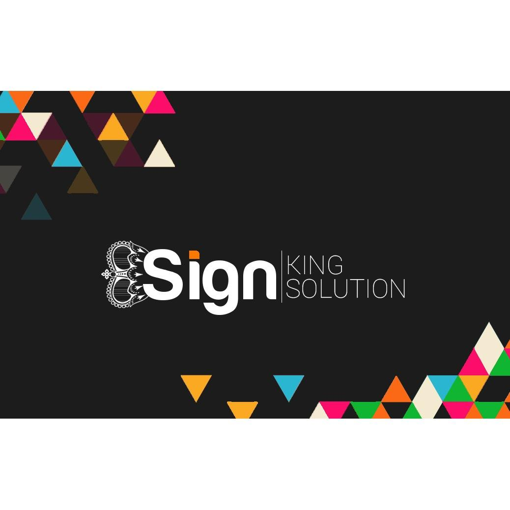 Sign King Solutions
