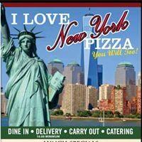 I Love New York Pizza  of Rt. 4