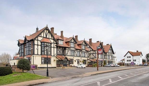 Royal Forest Hotel Chingford Premier Inn