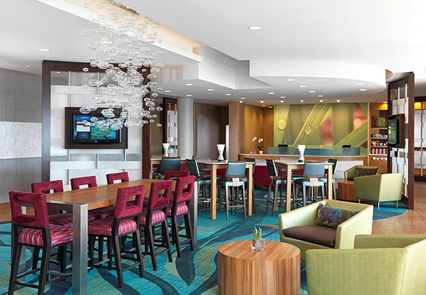 SpringHill Suites by Marriott Buffalo Airport image 1