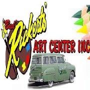 Bud Rickert's Art Center Inc