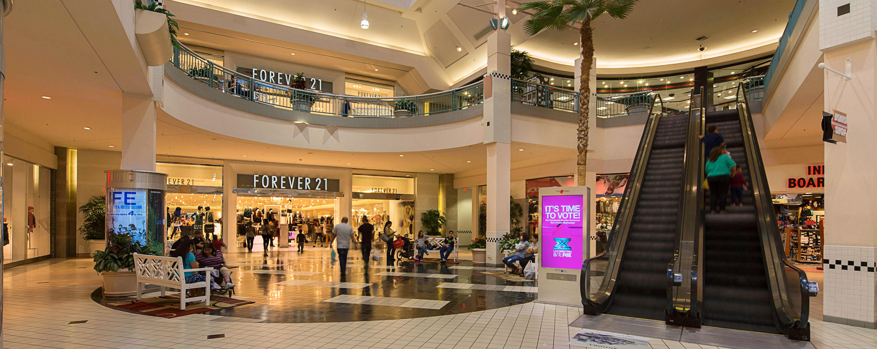galleria at tyler shopping centers malls riverside