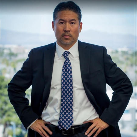 Profile Image of Experienced Las Vegas Car Accident Attorney, Rodney K. Okano